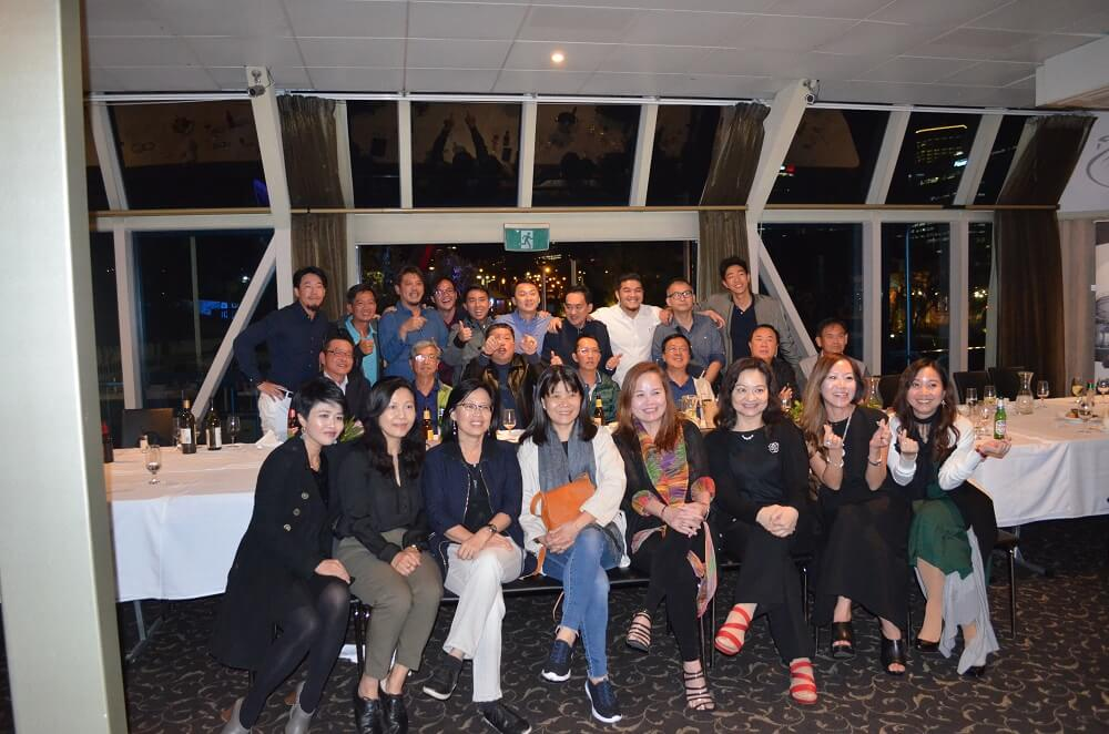 Dinner Cruise on the Swan River